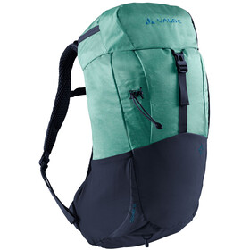 VAUDE Skomer 16 Backpack Women, nickel green
